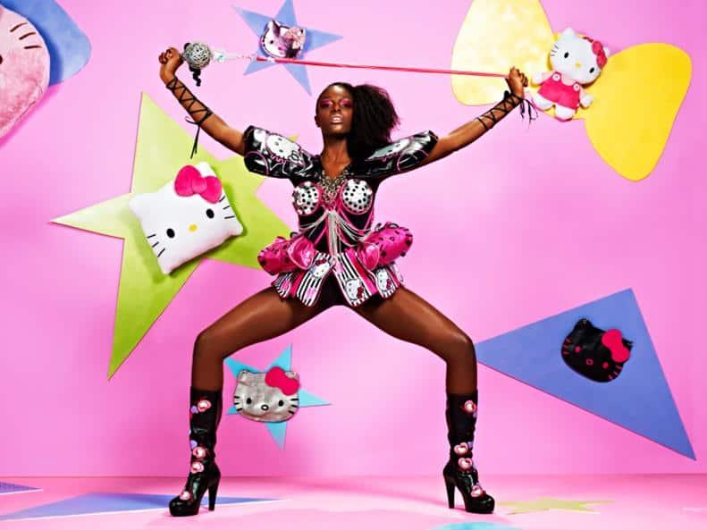'America's Next Top Model: British Invasion' Recap: Hello Kitty, Goodbye Sanity