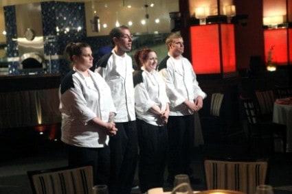 'Hell's Kitchen' Season 8: Finalist Fusion