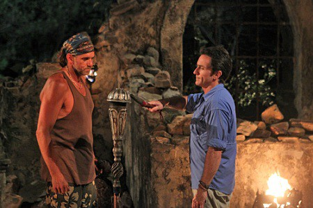 'Survivor' Interview: Jimmy T. was Playing for America