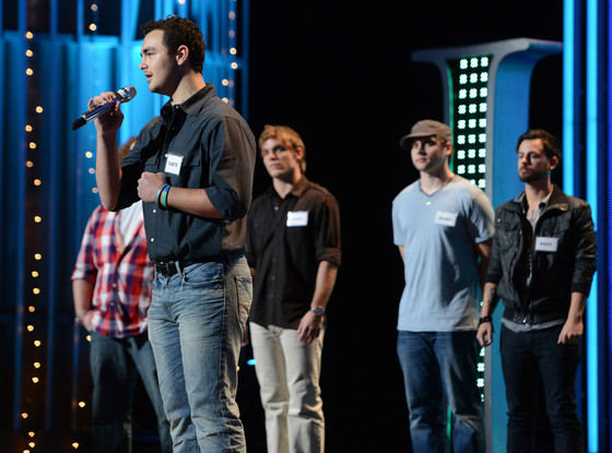 'American Idol' Recap: Separating the Boys from the Less-Talented Boys