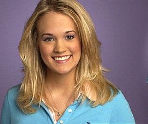 Carrie Underwood American Idol Season 4