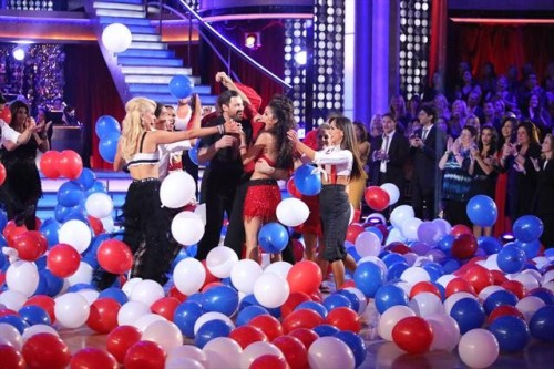 'Dancing with the Stars: All-Stars' Week 8 Recap: Saluting the Vets