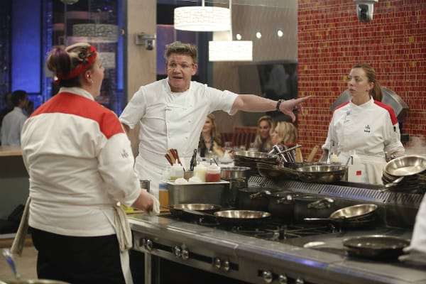 Hell39;s Kitchen39; Recap: Chef Ramsay Shakes Up the Competition With a