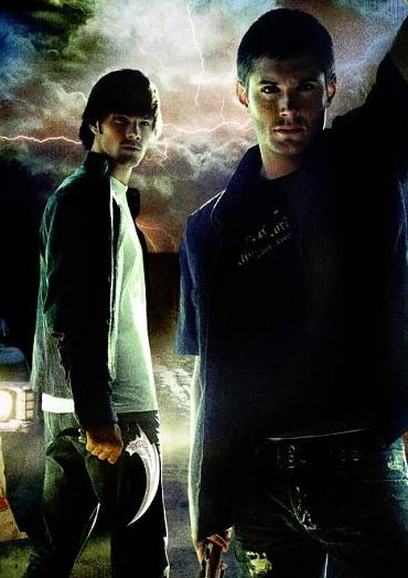 Supernatural brothers Sam and Dean
