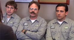Branch Wars - Jim, Dwight and Michael
