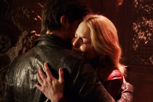 once upon a time hook and emma scenes 4x07 Swan song once upon a time hook, his sacrifice had an impact the scene between him and emma was painful to watch both o'donoghue and morrison brought so much.