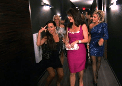 'The Real Housewives of Beverly Hills' Go to Vegas