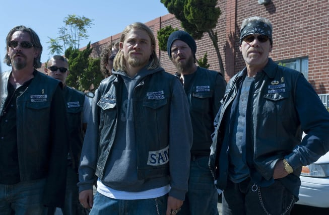 TV Pick of the week: Sons of Anarchy