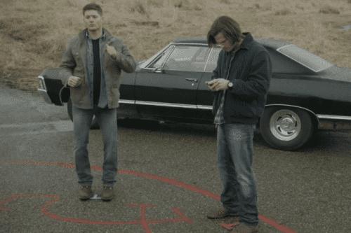 'Supernatural' Harlem Shake: Jensen Dances, Jared Texts and Cast and Crew Go Crazy
