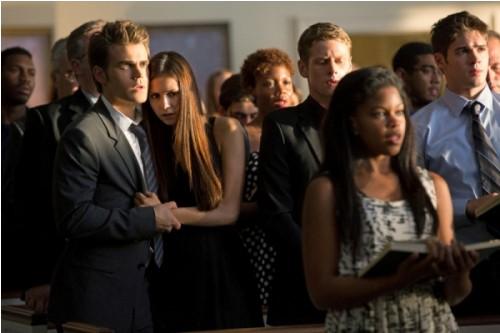 'The Vampire Diaries' Recap: Blood, Blood and More Blood in 'Memorial'