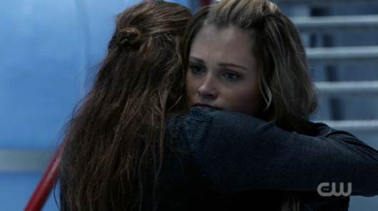 Best 'The 100' Quotes from 'Gimme Shelter'