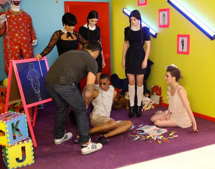 'America's Next Top Model: British Invasion' Recap: Shaken Babies
