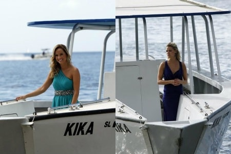 'The Bachelor' Season 18 Finale Recap: 2 Girls, 1 Boat and 1 Likely Failed Relationship