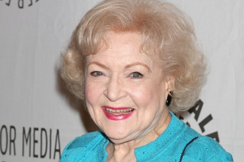 betty white young. Betty White Tapped to Host