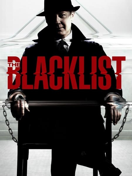 'The Blacklist' Season 1 on DVD