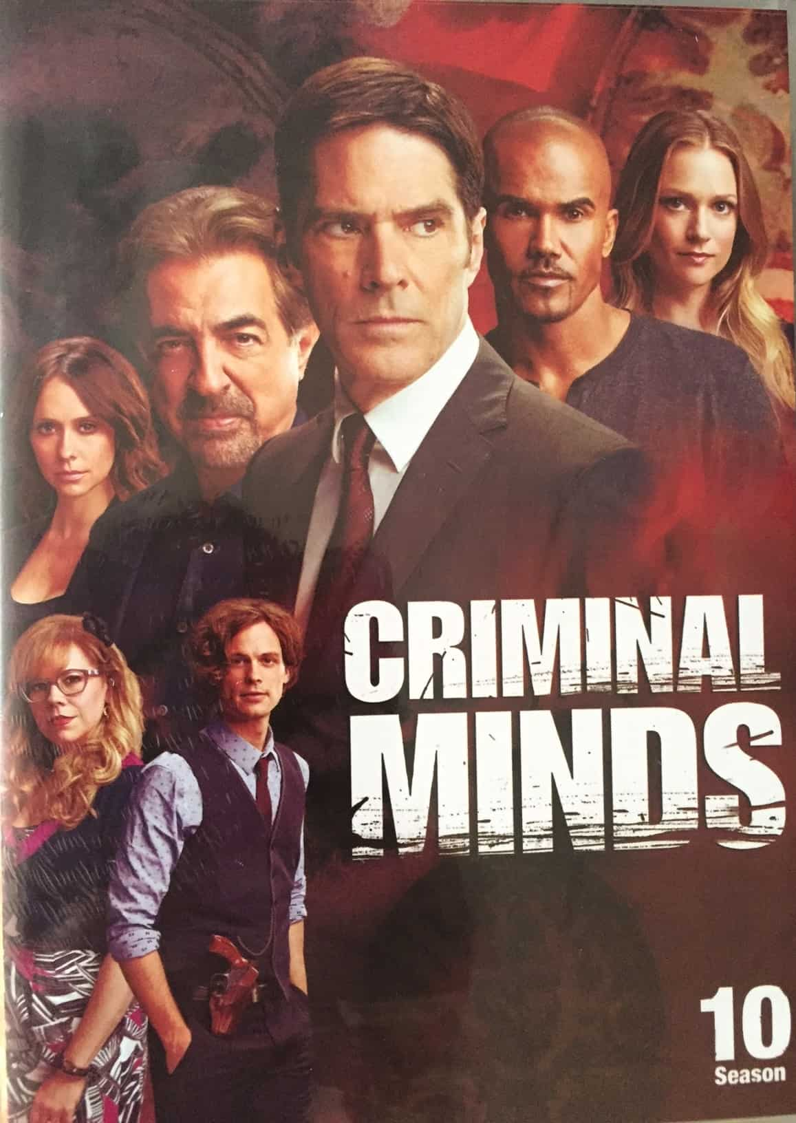 'Criminal Minds' Season 10 on DVD