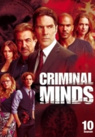 Criminal Minds: The Tenth Season on DVD