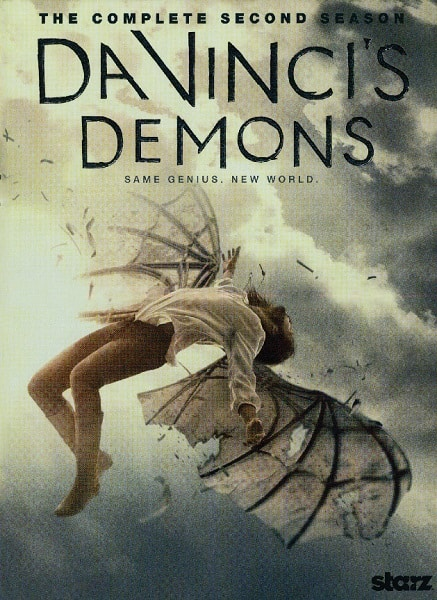 'Da Vinci's Demons' Season 2 on DVD