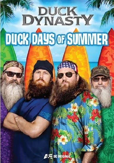 'Duck Dynasty: Duck Days of Summer' DVD
