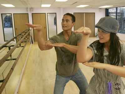 mark dacascos weight height