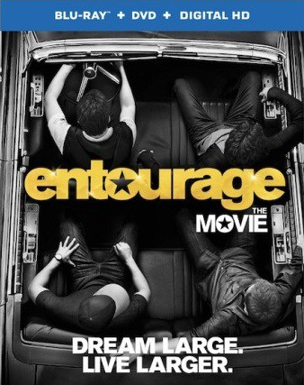 Entourage: The Movie on Blu-ray and DVD