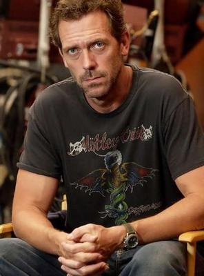 Hot List House Hugh Laurie