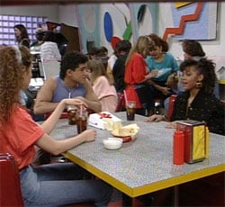 Top 15 Places to Eat on TV: #1 The Max, 'Saved by the Bell'
