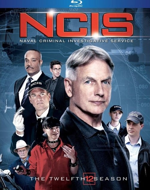 NCIS: The 12th Season on DVD
