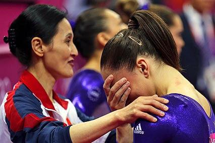 olympics 2012 gymnastics qualifiers get juicy as us men s team picks