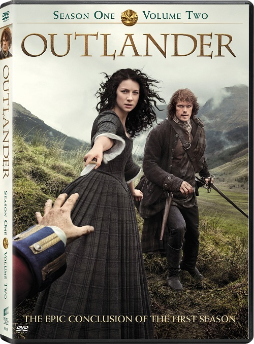 'Outlander' Season 1 Volume 2 on DVD