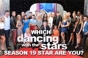 Which 'Dancing with the Stars' Season 19 Star Are You?