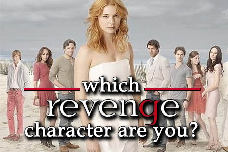 Which 'Revenge' Character Are You?
