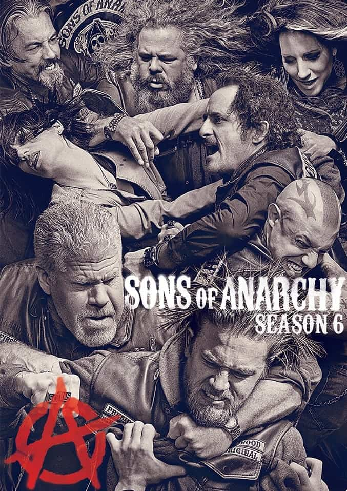 'Sons of Anarchy' Season 6 on DVD