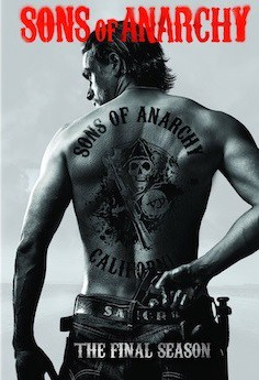 'Sons of Anarchy' the Final Season on DVD