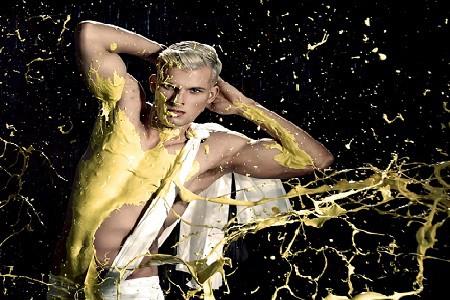 'America's Next Top Model' Recap: Sweat, Tears, and Wet Paint