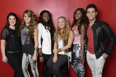 'American Idol' Recap: Lazaro Arbos vs. the Girls