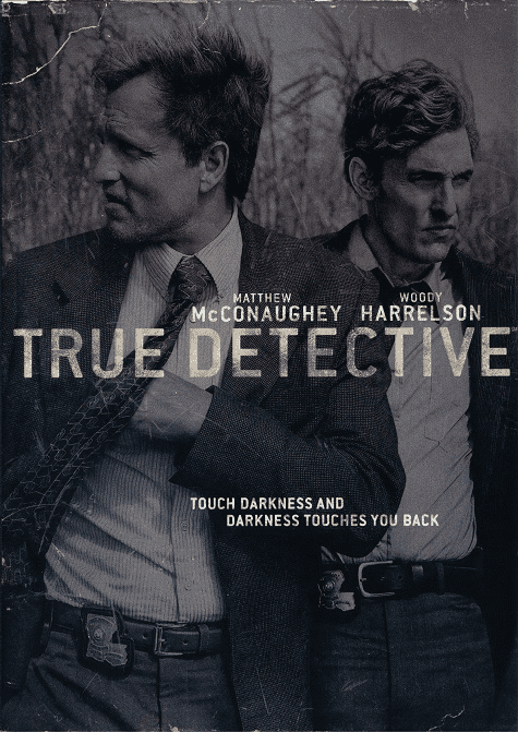 'True Detective' Season 1 on DVD