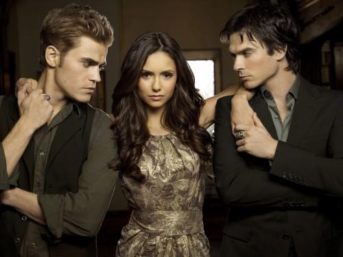 'Vampire Diaries,' 'Grey's Anatomy' Top People's Choice Award Nominees