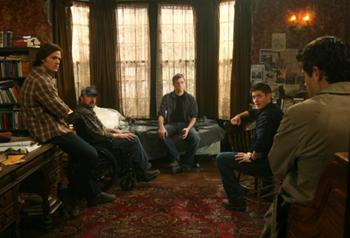 'Supernatural' Recap: 100th Episode Changes the Game (Page 1/4)