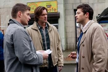 'Supernatural' Recap: What Does It All Mean? (Page 1/4)