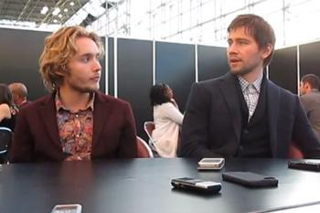 'Reign' Interview: Toby Regbo and Torrance Coombs Discuss The Royal Love Triangle