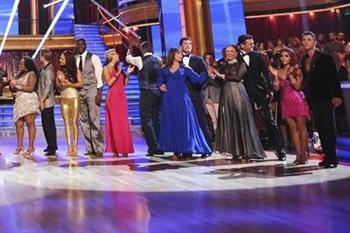 'Dancing with the Stars' Recap: Latin Night and the First Elimination
