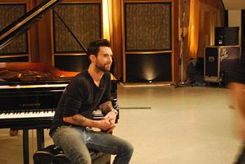 Adam Levine: 'The Voice' Complete Rock Star