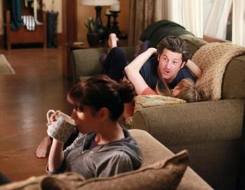 'Grey's Anatomy' Fan Columnist:  Love Is All You Need