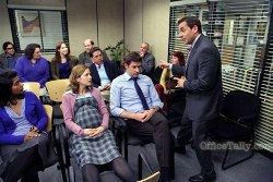'The Office' Recap: Breastfeeding the Wrong Baby - Not a Good Sign