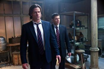 Notes from the 'Supernatural' 100th Episode Party