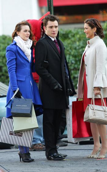 'Gossip Girl' Spoilers: More on Chuck's Mother
