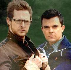 Supernatural: The Ghostfacers Get Their Own Website