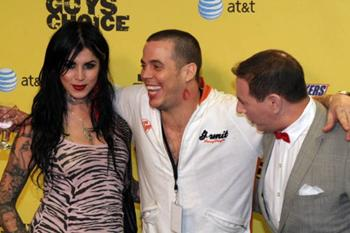'LA Ink' Star Sets the Record Straight About Her Relationship with Steve-O