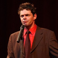 Rich Hall: The Man Behind 'Simpsons' Character Moe